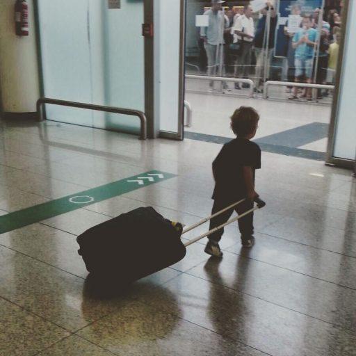 Piccoli viaggiatori