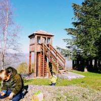 Area picnic e rifugio Pirao sul Monte Spagnolo, una bellezza ritrovata!