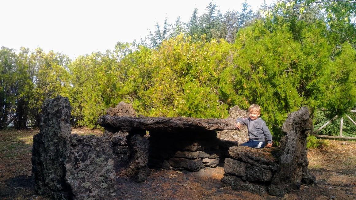 Rifugio nel parco dell'Etna Area pic-nic