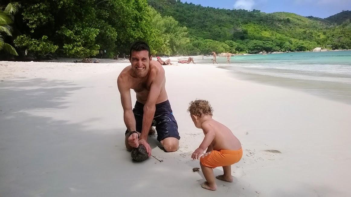 viaggio di nozze alle seychelles con bambini-anse lazio