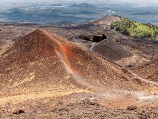 il Vulcano Etna