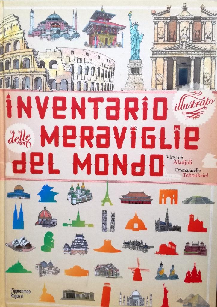 immagine di copertina di inventario delle meraviglie del mondo