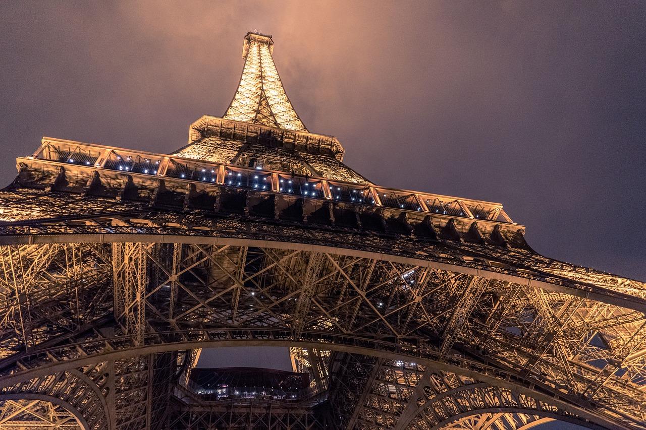 tour eiffel ricordi della mia vita in Francia