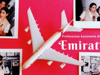 assistente di volo Emirates