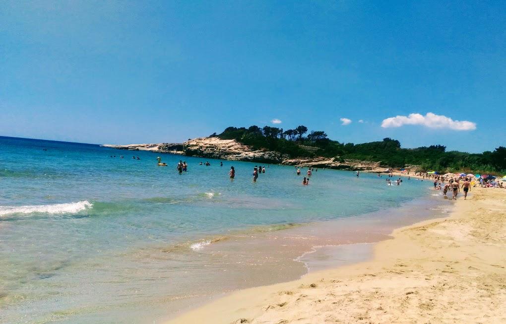 spiaggia di cassibile in Sicilia
