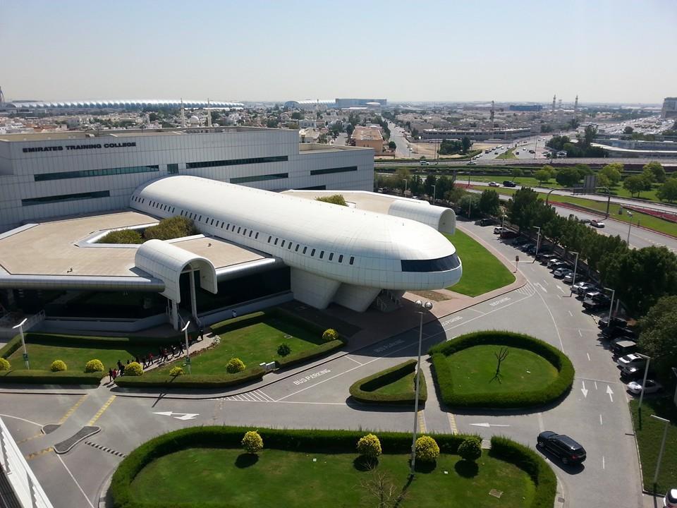 sede Emitares Assistenti di Volo a Dubai