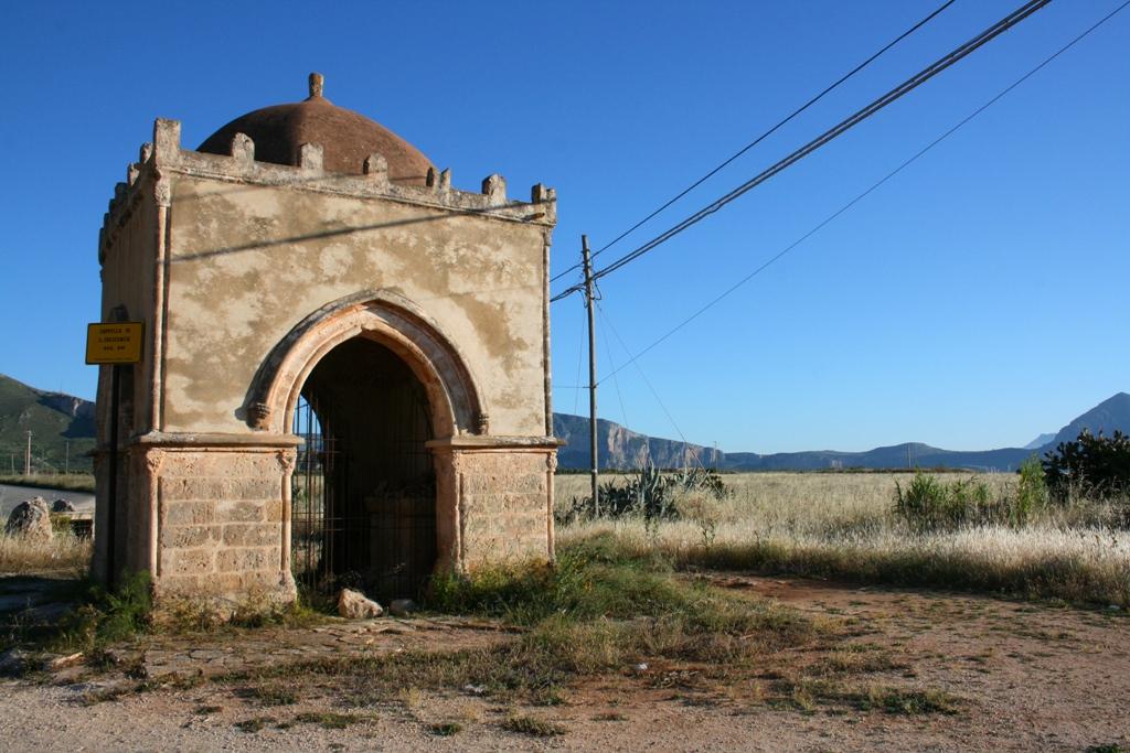 cappella di Santa crescenzia a san vito lo capo