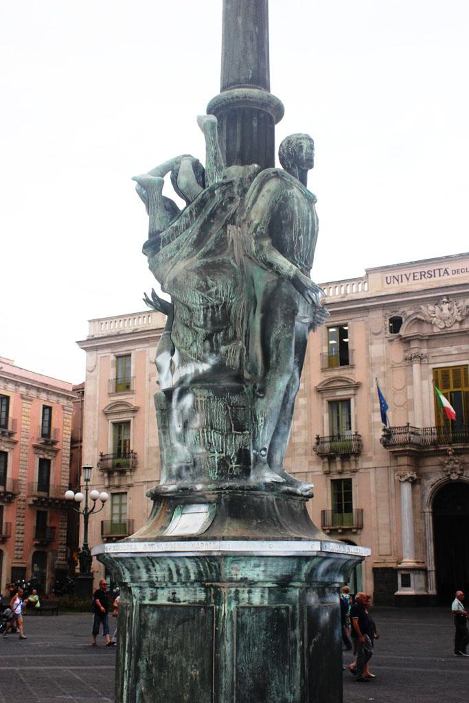 Le quattro leggende di Catania raccontate ai bambini-gammazita