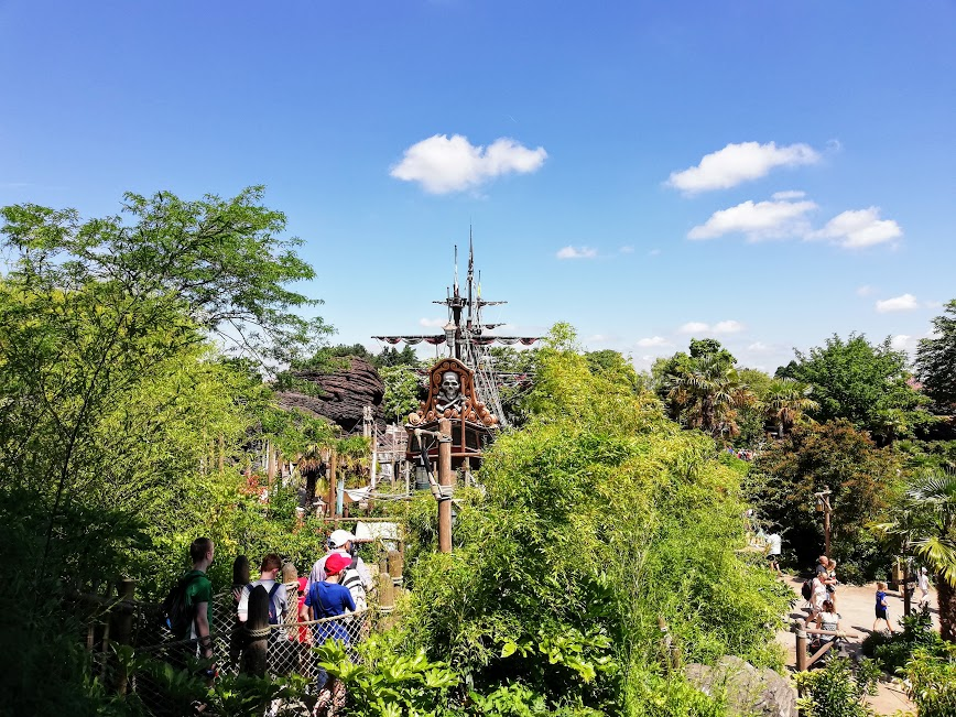 adventureland a Disneyland Paris
