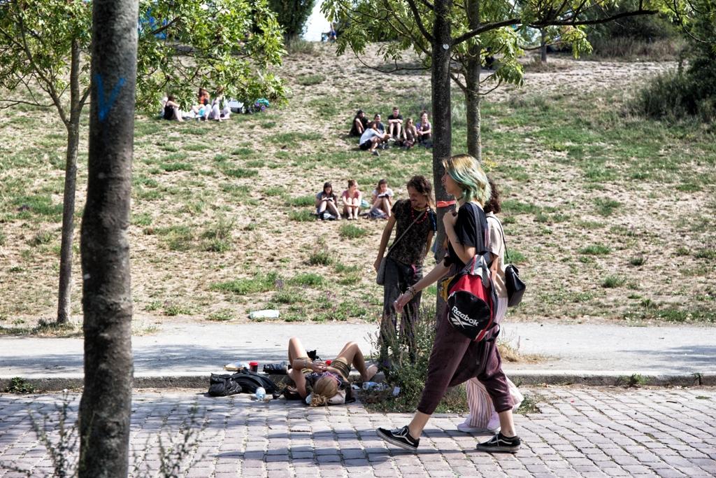 Mauerpark di Berlino