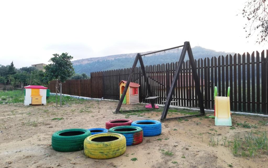 parco giochi in fattoria-didattica-agrigento