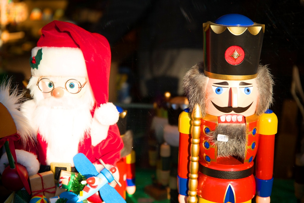giocattoli aimercatini di natale in germania