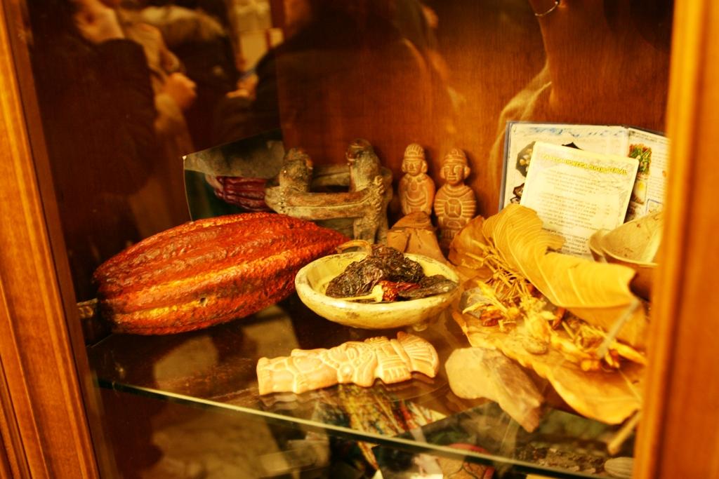 azetchi e cioccolato di Modica
