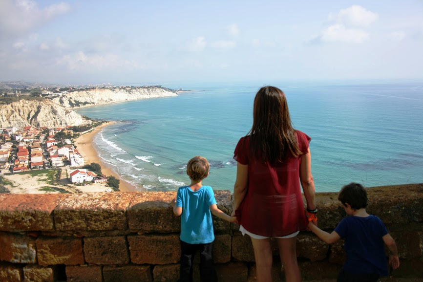 weekend ad Agrigento con bambini
