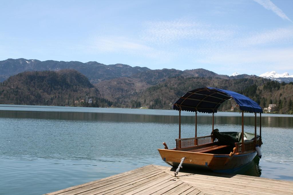 pletna al lago di Bled