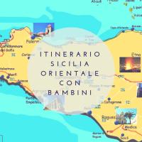 Itinerario Sicilia orientale con bambini: informazioni utili per organizzare il tuo viaggio