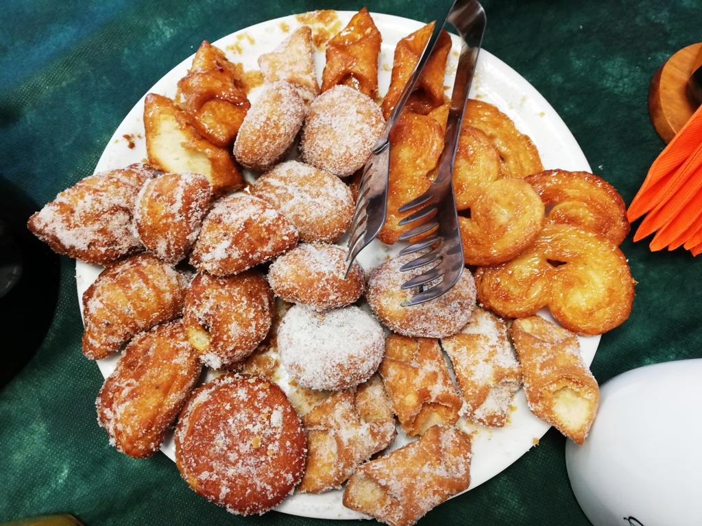 dolci tipici di Siviglia