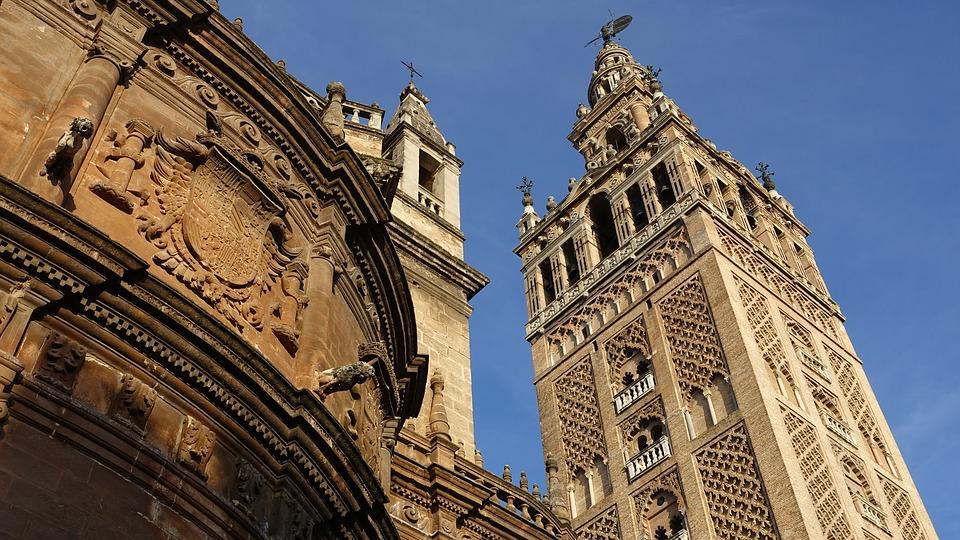 torre giralda di Siviglia