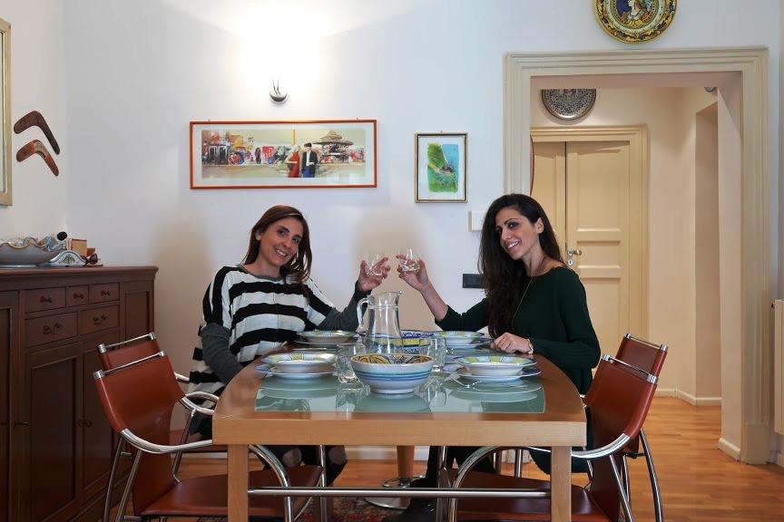 una lezione di cucina siciliana