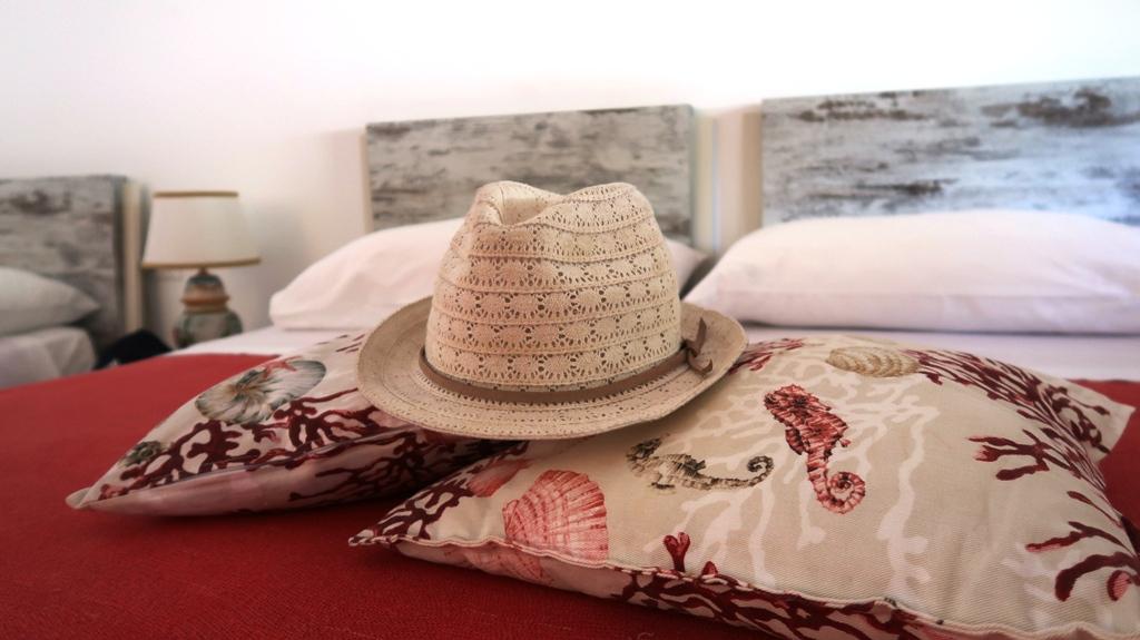 camera hotel a Vulcano Isole Eolie