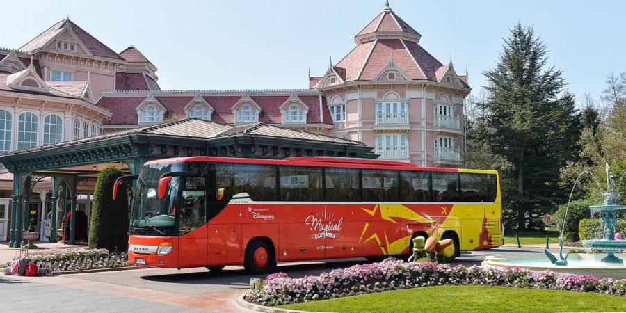 magical shuttle di Disneyland Paris