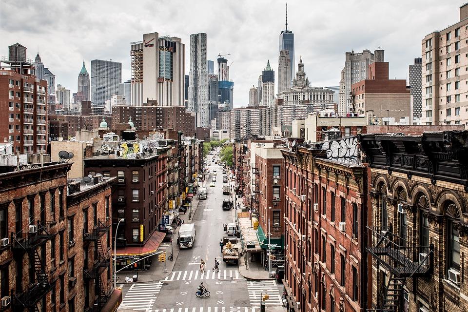 grattacieli a New York