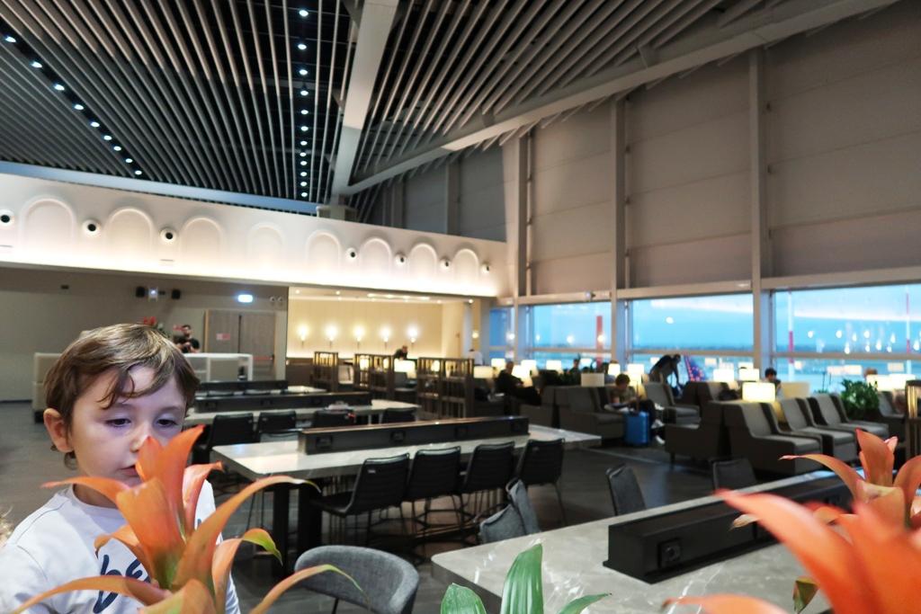 sala Plaza Premium Lounge Fiumcino