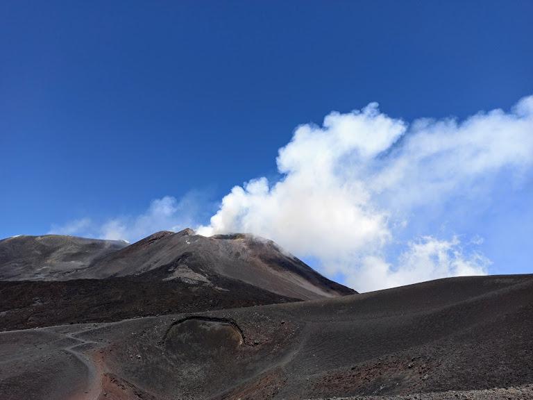 Etna Cratere di Sud-est