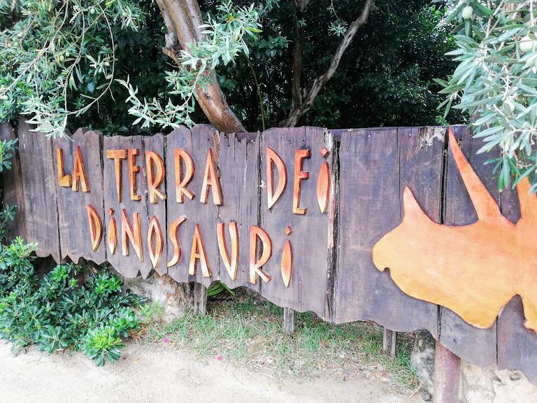 la terra dei dinosauri al Bioparco di Sicilia