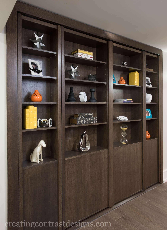 Hidden Bookcase Door Reveals A Secret Room Claire Jefford