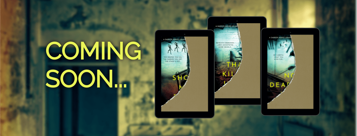 New crime series coming soon by Claire Ladds