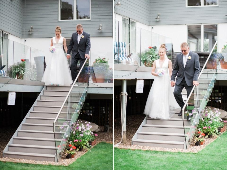 Berkshire Pangbourne Garden Wedding