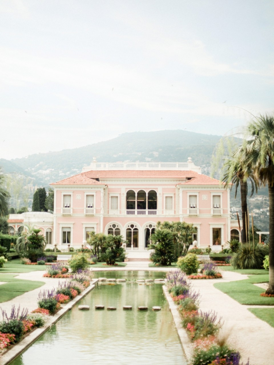 Wedding at Villa Rothschild St Jean Cap Ferrat