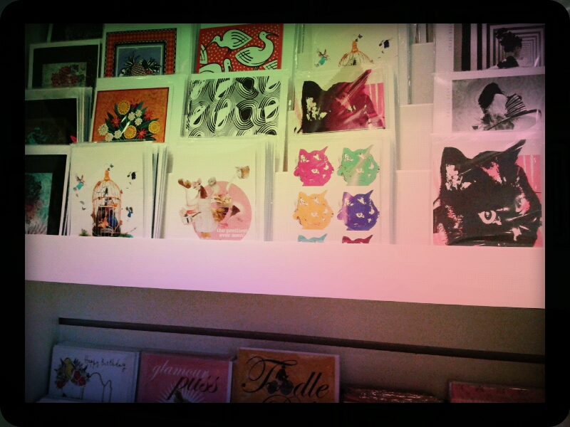 My Products in Brighton Museum Shop!  (1/4)