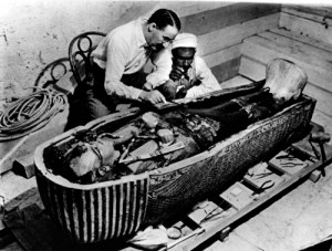 Tutankhamen [RF: Misc.];Howard Carter
