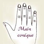 main conique