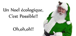 Pere noel ecolo