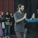 Oser se toucher l'un l'autre grâce au tango : expérience en Palestine