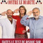 Une campagne de dépistage du diabète est en cours