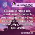 Le saviez-vous ? L'origine du Yoga