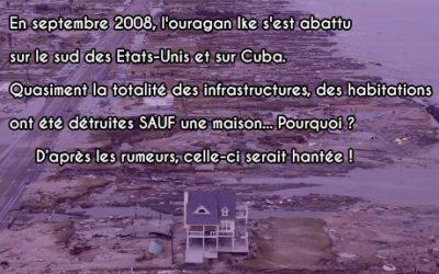 Le saviez-vous ? Une maison à survécu à l'ouragan Ike en 2008