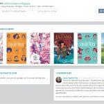 Un avis sur ma BD sur le site livre Addict