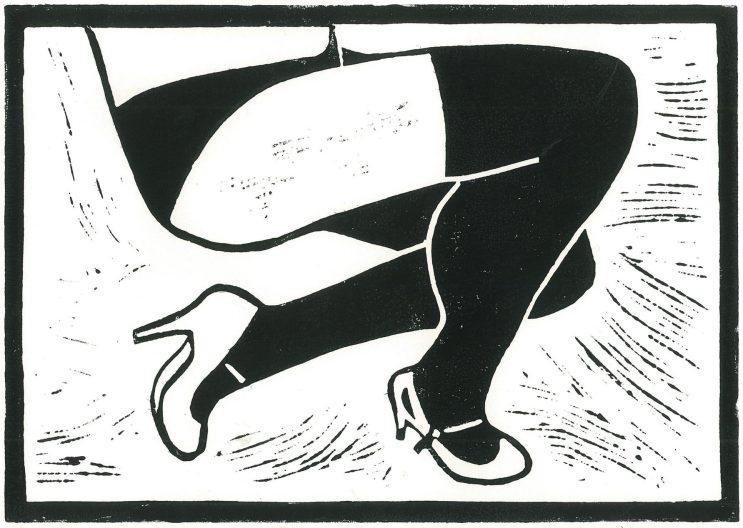 Stockings #02 black