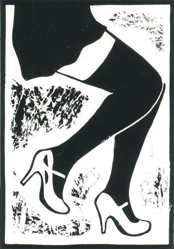 Stockings #06 black