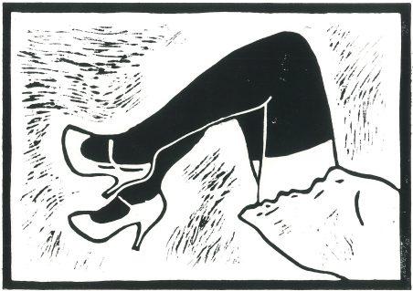 Stockings #04 black