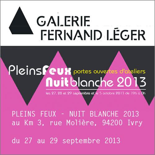 Expo Fernand Leger Pleins Feux 2013