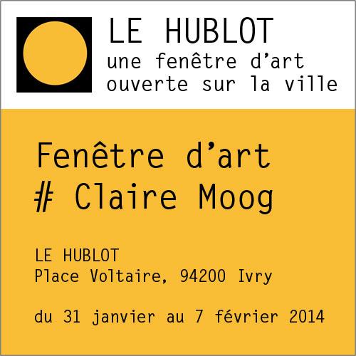 Expo Le Hublot janvier 2014