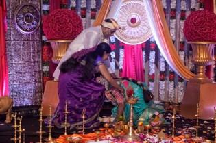 Saree Ceremony
