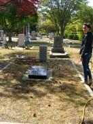 Emily Carr-Ross Bay Cemetery