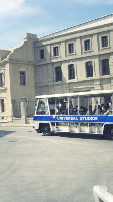 Universal Studio los angeles décor desperate housewives wisteria lane